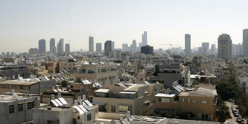 Tel Aviv - Foto: Daniel Karmann/Archiv