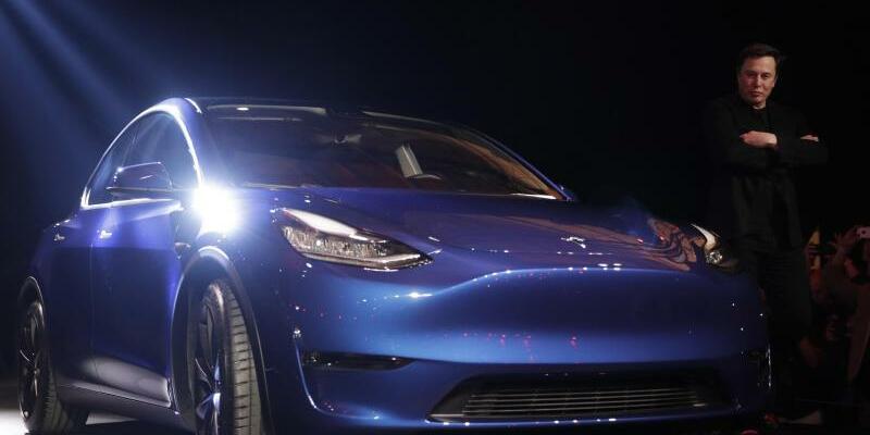 Tesla Model Y - Foto: Jae C. Hong/AP
