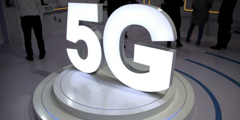 5G-Mobilfunknetz - Foto: Mark Schiefelbein/AP