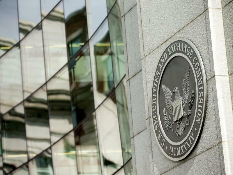 US-Börsenaufsicht SEC in Washington - Foto: Andrew Harnik/AP