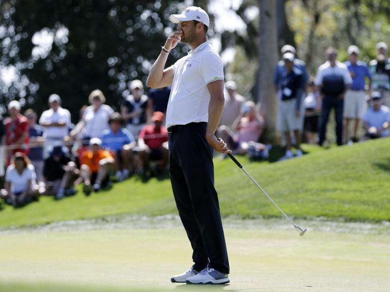 Golfprofi - Foto: Gerald Herbert/AP
