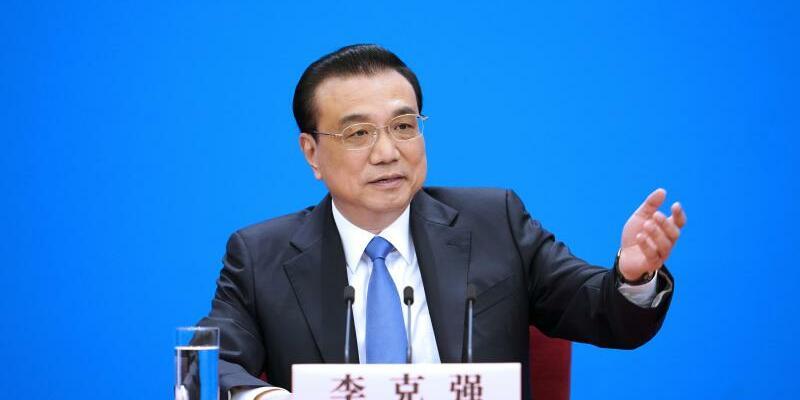 Chinas Ministerpräsident Li Keqiang - Foto: Xing Guangli/Xinhua