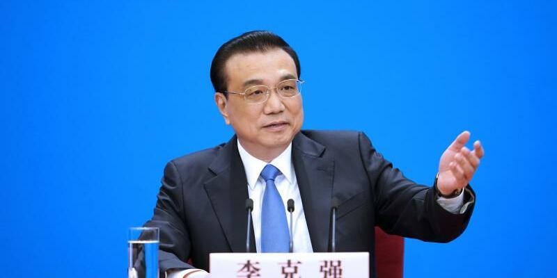 Li Keqiang - Foto: Xing Guangli/Xinhua