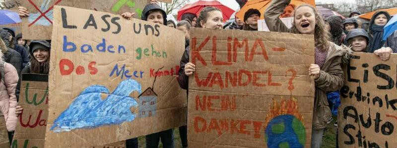 «Fridays for Future»-Demo in Freiburg - Foto: Patrick Seeger