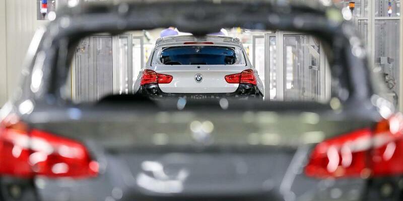 BMW-Werk Leipzig - Foto: Jan Woitas