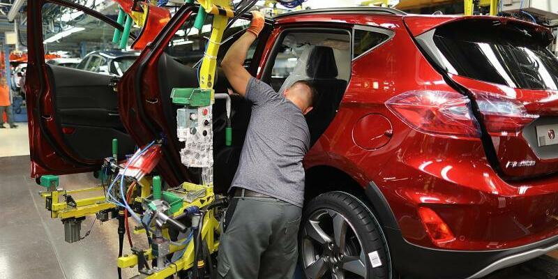 Produktion bei Ford - Foto: Oliver Berg