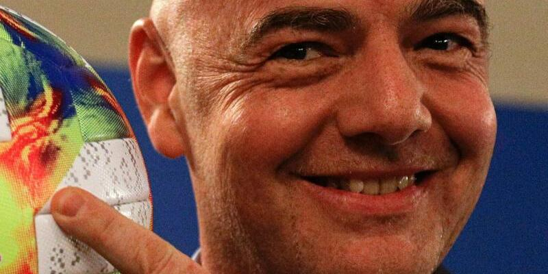 FIFA-Chef - Foto: Gregorio Borgia/AP