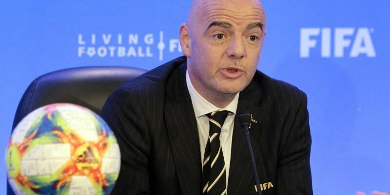 FIFA-Chef - Foto: Luis M. Alvarez/AP