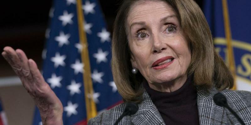 Nancy Pelosi - Foto: J. Scott Applewhite/AP