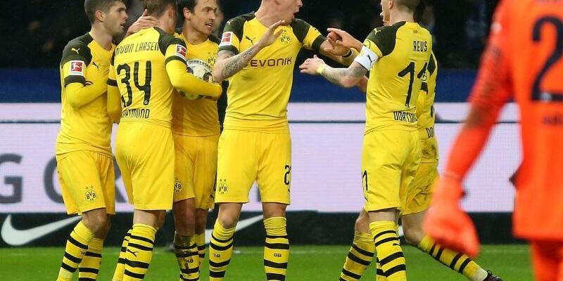Hertha BSC - Borussia Dortmund - Foto: Andreas Gora