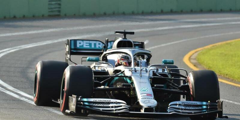 Grand Prix von Australien - Foto: J. Ross/AAP