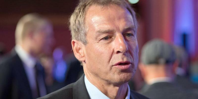 Jürgen Klinsmann - Foto: Soeren Stache