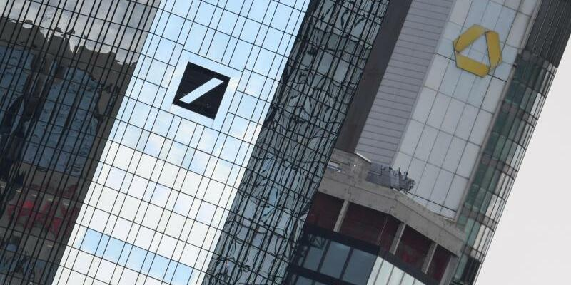 Deutsche Bank und Commerzbank - Foto: Arne Dedert