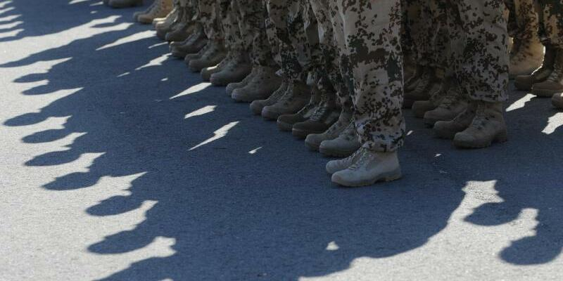 Bundeswehrsoldaten - Foto: Patrick Seeger