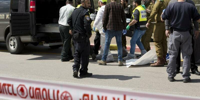 Anschlag im Westjordanland - Foto: Sebastian Scheiner/AP