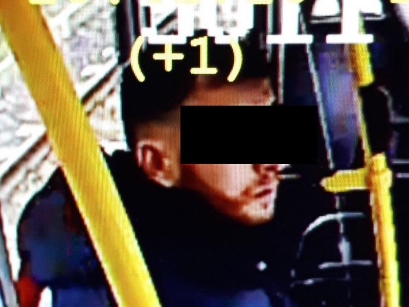 Fahndungsfoto nach Schießerei in Utrecht am 18.03.2019 - Foto: Polizei Utrecht,  Text: über dts Nachrichtenagentur