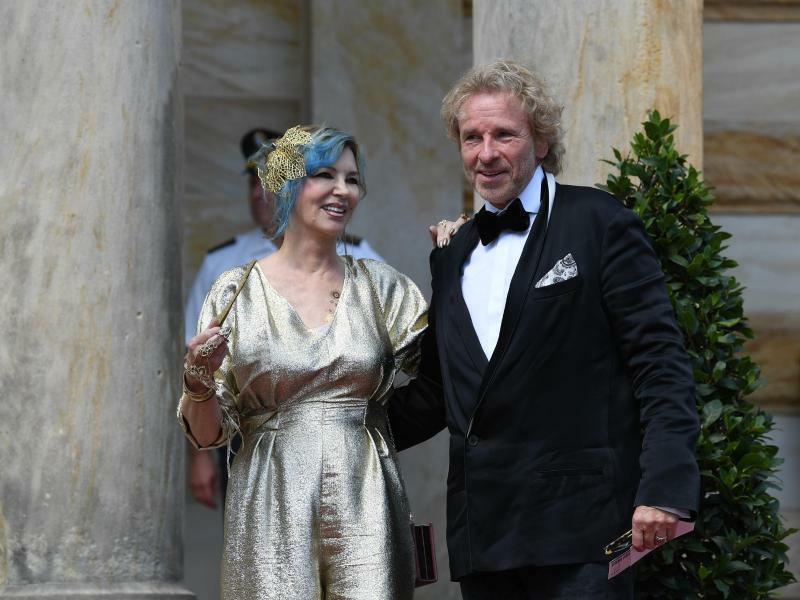 Thomas und Thea Gottschalk - Foto: Matthias Balk