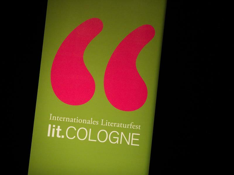 Lit.Cologne - Foto: Fast 200 Veranstaltungen gibt es bei der diesjährigen Lit.Cologne. Foto:Rolf Vennenbernd