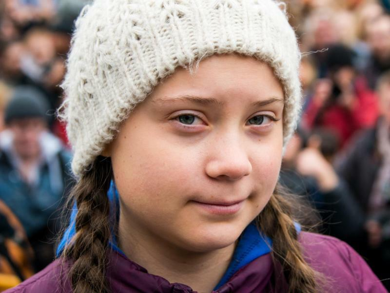 Greta Thunberg - Foto: Daniel Bockwoldt