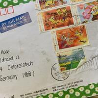 Osterpostamt der Deutschen Post öffnet - Foto: Carmen Jaspersen