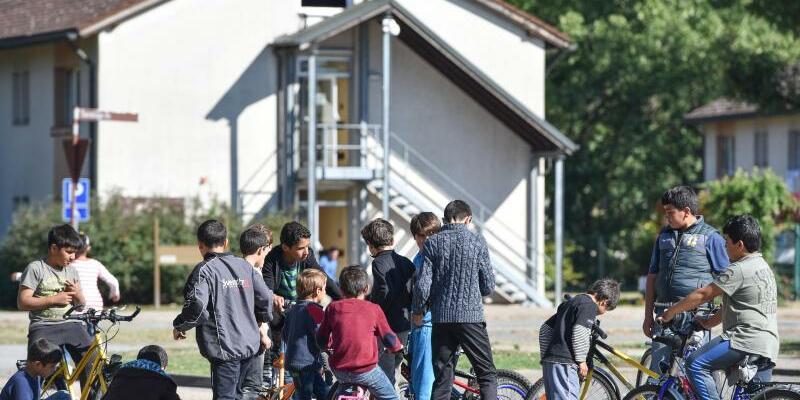 Flüchtlingskosten - Foto: Uwe Anspach/Archiv