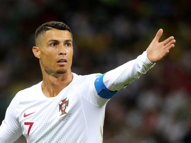 Cristiano Ronaldo - Foto: Christian Charisius