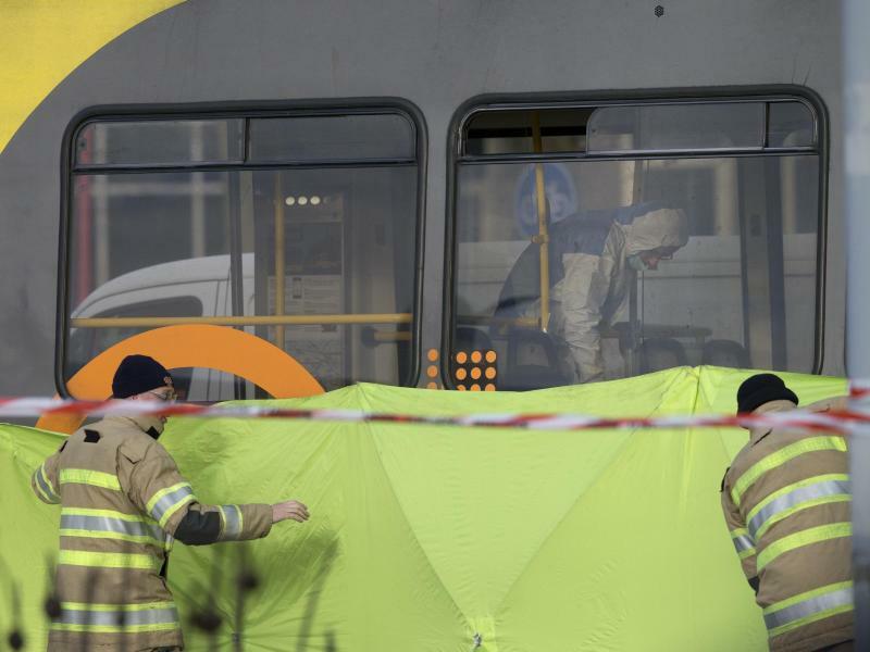Anschlag in Utrecht - Foto: Peter Dejong/AP