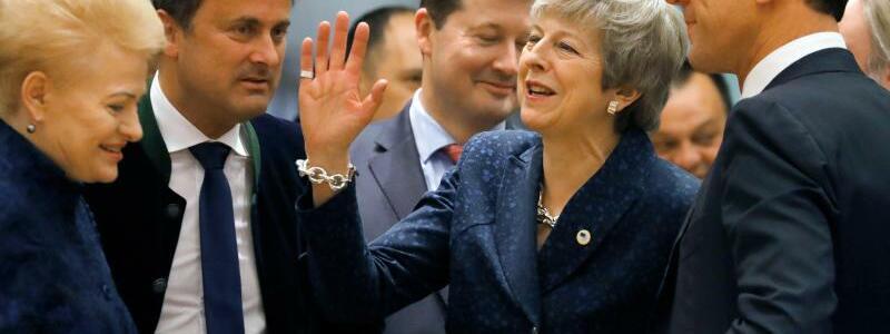 EU-Gipfel in Brüssel - Foto: Frank Augstein/AP