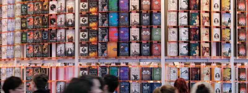 Leipziger Buchmesse - Foto: Sebastian Willnow