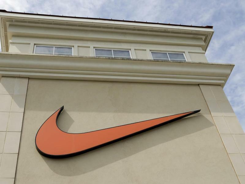 Nike - Foto: Chuck Burton/AP