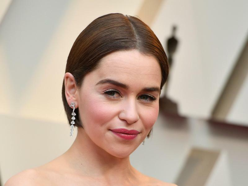 Emilia Clarke - Foto: Jordan Strauss/Invision/AP