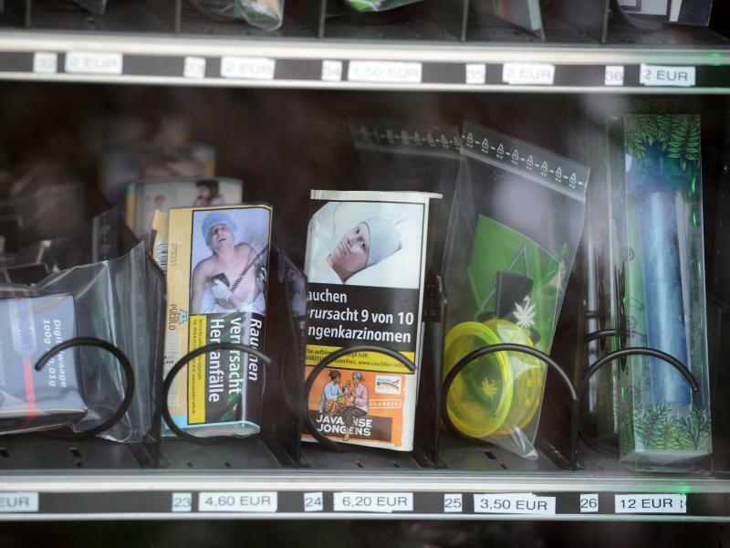 Legales Cannabis auf Knopfdruck in Trier - Foto: Harald Tittel