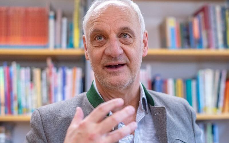 Roland Büchner - Foto: Armin Weigel