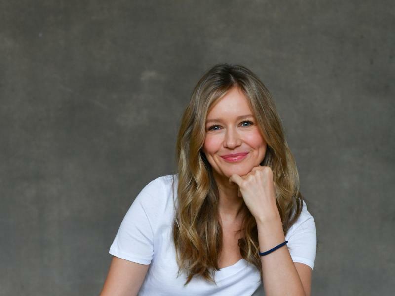 Stefanie Stappenbeck - Foto: Jens Kalaene