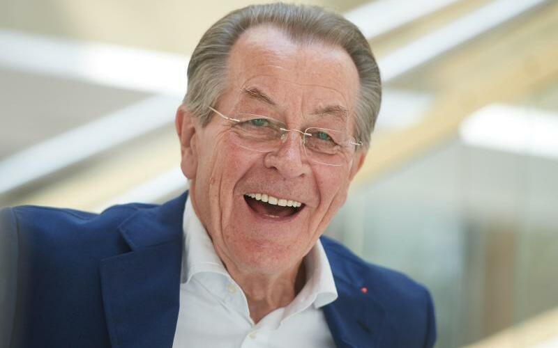 Franz Müntefering - Foto: Bernd Thissen