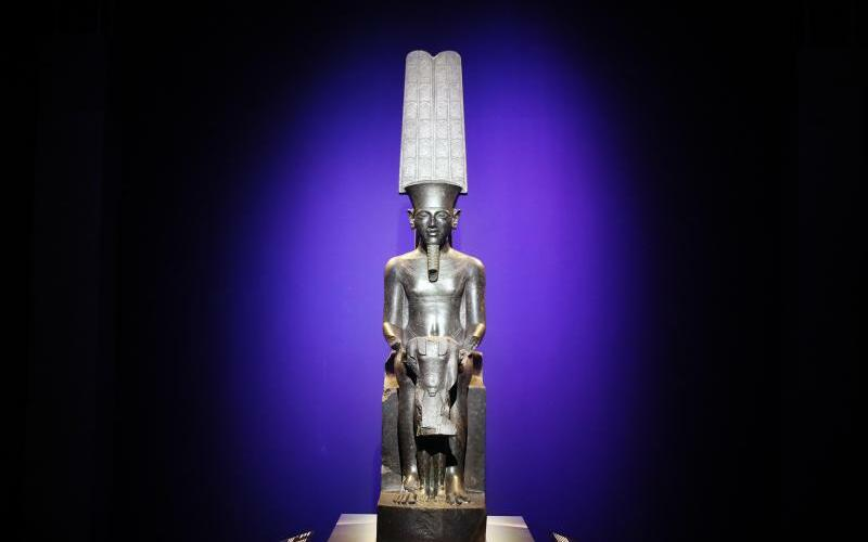 Statue - Foto: Francois Mori/AP