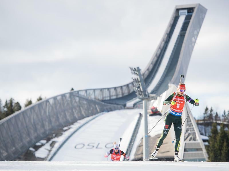 Denise Herrmann - Foto: Jon Olav Nesvold/Bildbyran via ZUMA Press