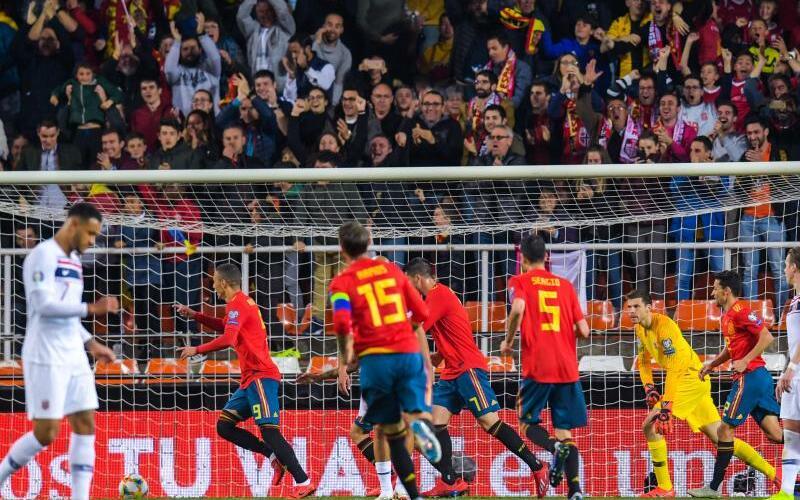 Spanien - Norwegen - Foto: Vegard Wivestad Groett/Bildbyran via ZUMA Press