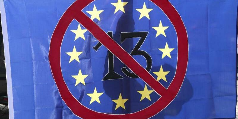Protest gegen neues Urheberrecht - Foto: Peter Endig