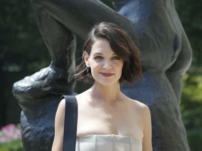 Katie Holmes - Foto: Michel Euler/AP