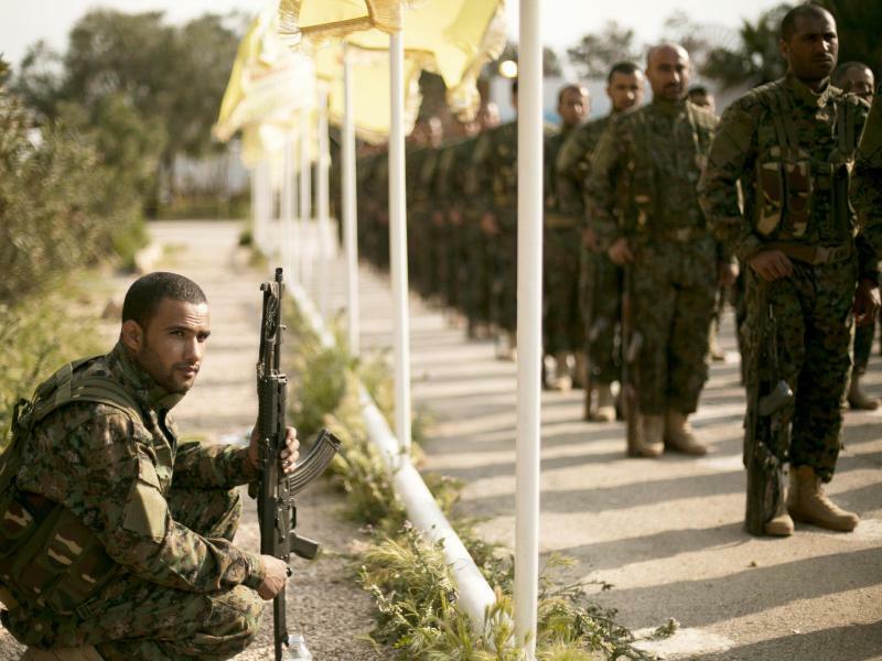IS verliert letzte Bastion - Foto: Maya Alleruzzo/AP
