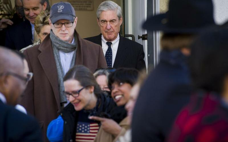 Robert Mueller - Foto: Cliff Owen/FR170079 AP