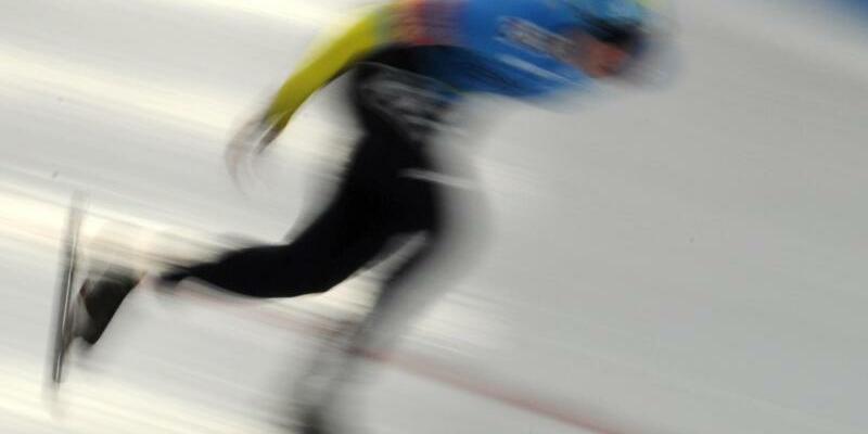 Eisschnelllauf - Foto: Tobias Hase/dpa