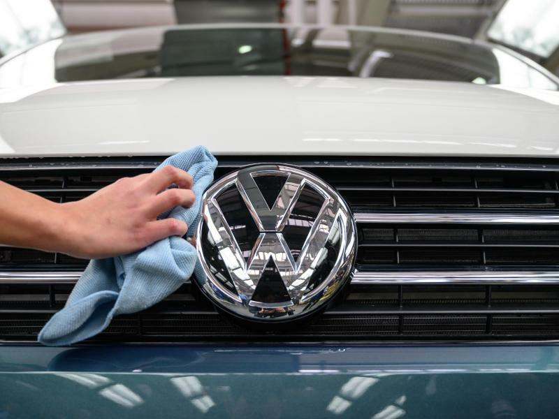 VW-Werk - Foto: Christophe Gateau