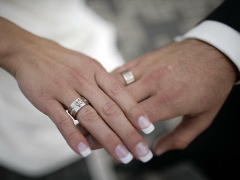 Heirat - Foto: Jörg Carstensen