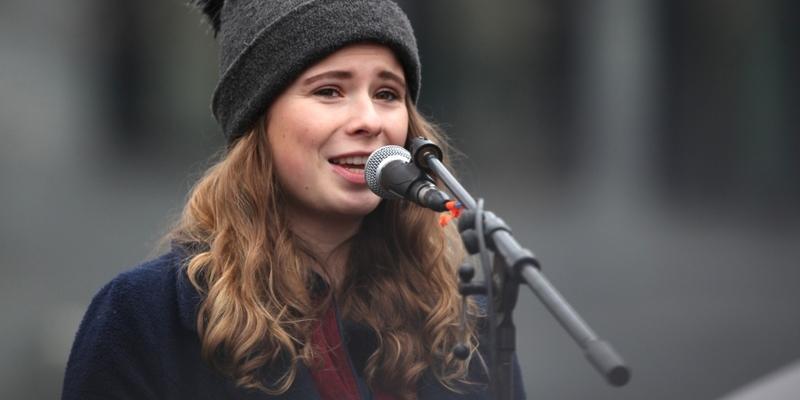 Luisa Neubauer - Foto: über dts Nachrichtenagentur