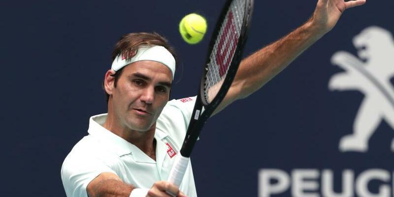 Roger Federer - Foto: Lynne Sladky/AP