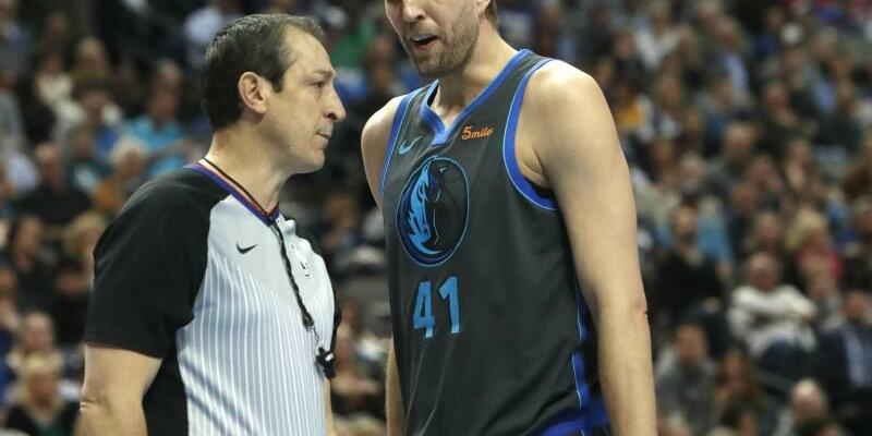 Dallas Mavericks - Philadelphia 76ers - Foto: Lm Otero/AP/dpa