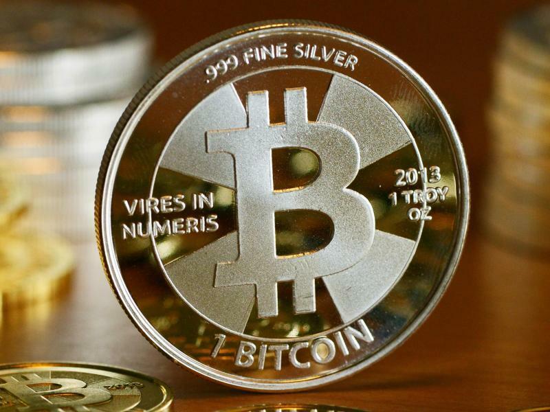 Bitcoin - Foto: Jens Kalaene/ZB
