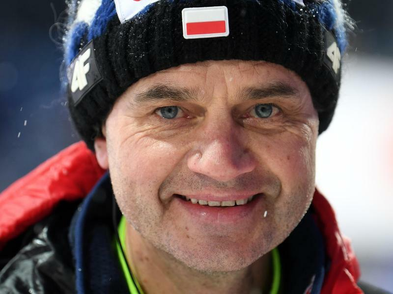 Stefan Horngacher - Foto: Stefan Horngacher wird Bundestrainer der deutschen Skispringer. Foto:Hendrik Schmidt/ZB/dpa